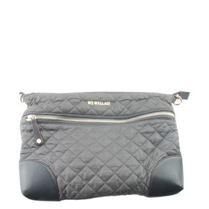 MZ Wallace Crosby Quilted Shoulder Bag 167689
